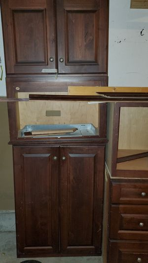 Kitchen cabinets for Sale in Ingleside, IL