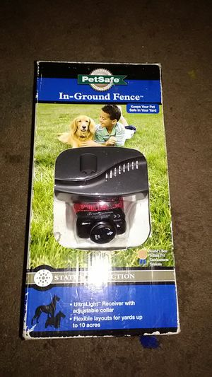 PetSafe In Ground Fence for Sale in Bremerton, WA