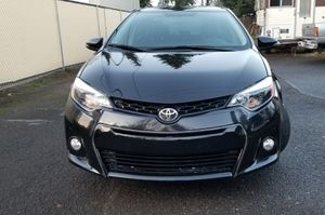 2015 toyota corolla S for Sale in Portland, OR