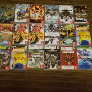 Nintendo switch games sold separately for Sale in Irving, TX