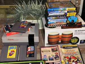 GameCube & Nintendo w/ games and accessories for Sale in Marysville, WA