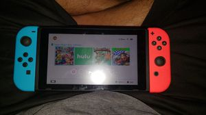Nintendo switch with smash bros ultimate for Sale in Fresno, CA