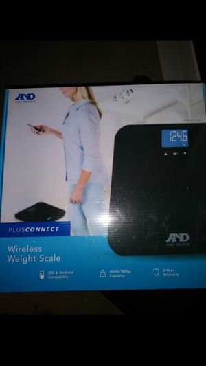 Wireless weight scale for Sale in Fremont, CA