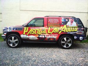 PASCUAL CAR AUDIO 3335 n roxboro st Durham Nc 27704 for Sale in Durham, NC