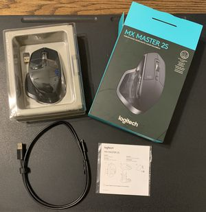 Logitech MX Master 2S Wireless Mouse for Sale in Elmwood Park, IL