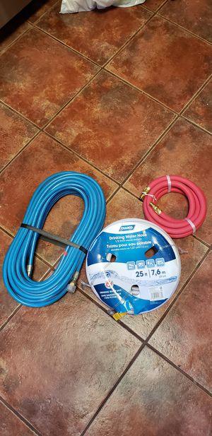 Air compressor hose and Drinking water hose for Sale in Union City, GA