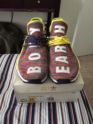 Adidas pw human race nmd tr for Sale in Manassas, VA
