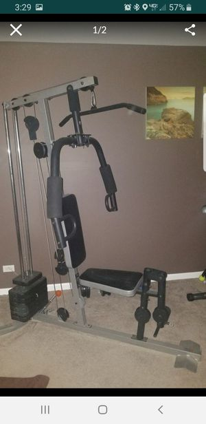 Weider 1200 Home Gym System for Sale in Lemont, IL