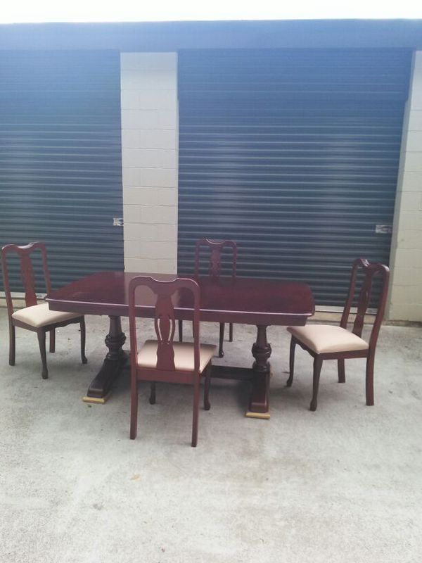 Table And Chairs For Sale In Raleigh Nc Offerup