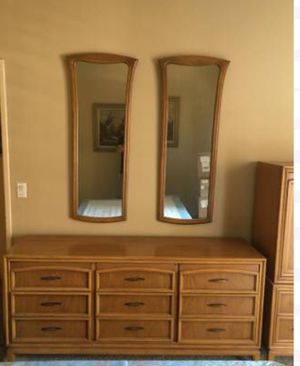 Mid century Thomasville bedroom set. Made in 1965 in excellent condition! for Sale in San Diego, CA