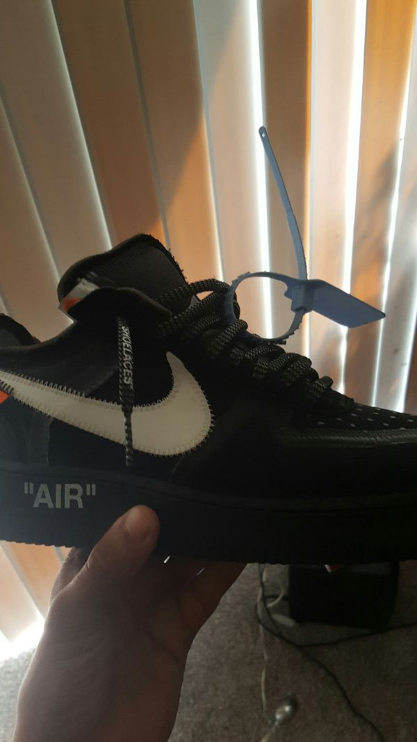 Off White Air Force 1