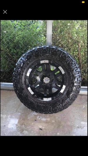 "20"" rims for Sale in Dallas, TX"
