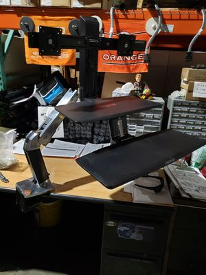 Dual ergotron monitor arm! for Sale in Westminster, CO