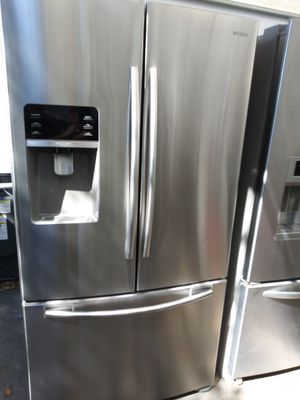 Samsung French Door Stainless Steel Refrigerator for Sale in Plant City, FL