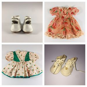Antique doll clothes & shoes for Sale in Altadena, CA
