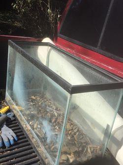 Fish tank for Sale in Stockton,  CA