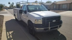 F-350 Ford utility truck for Sale in Phoenix, AZ