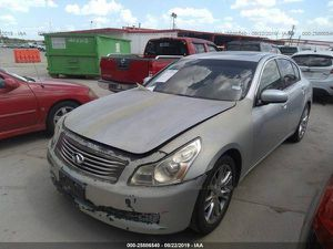 2007 INFINITI G35 FOR PARTS PARTING OUT INFINITY G 35 G37 for Sale in Dallas, TX