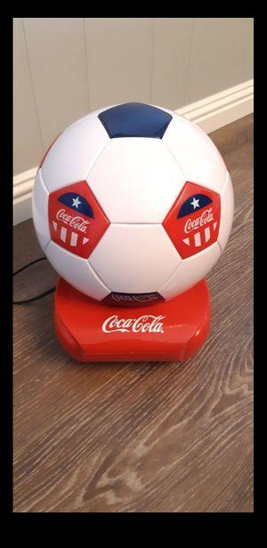 Coca Cola Soccer Ball Cooler for Sale in Fresno, CA