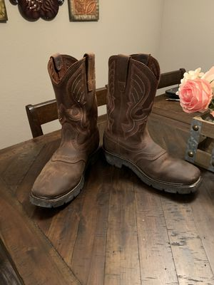 Work Boots/ Cowboy Boots for Sale in Bedford, TX