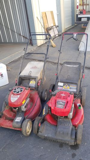 Troy-Bilt & Craftsman Lawnmower for Sale in Lodi, CA