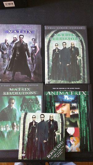 Matrix Movies for Sale in Burlington, NJ