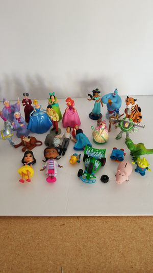 Disney figures for Sale in South Pasadena, CA