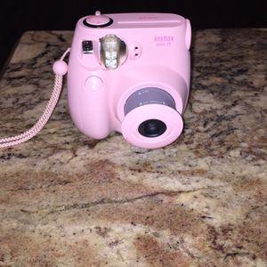 Fujifilm Instax mini 7s Pink for Sale in Shallotte, NC