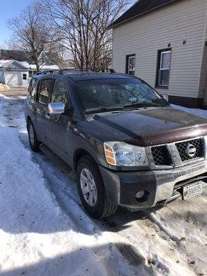 Nissan aramda 2004 for sale or trade for Sale in Faribault, MN