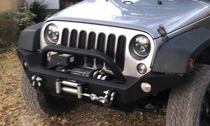 Jeep JK/JL front bumper for Sale in Frostproof, FL
