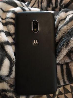 Motorola smart phone for Sale in Hamilton, IL