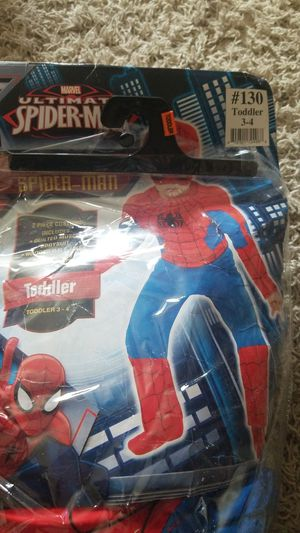 Free toddler spider man for Sale in Santa Ana, CA