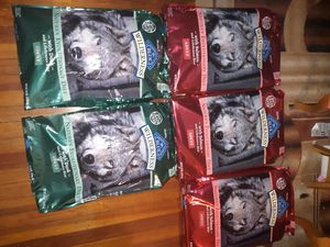 Blue wilderness dog food for Sale in Staten Island, NY