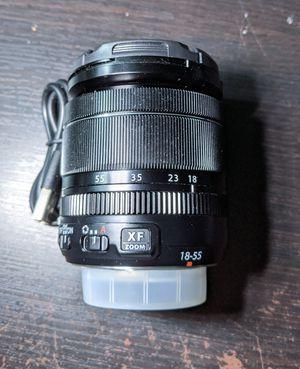 Fujifilm XF 18-55mm f 2.8-4 camera lens - xt3 xt30 xt20 xh1 for Sale in San Diego, CA
