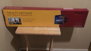 VideoSecu Tilt Extra Large TV Wall Mount Bracket for Sale in Fort Worth, TX