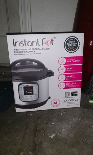 INSTANT POT brand new for Sale in Del Sur, CA