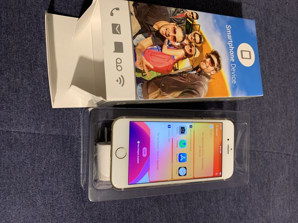Apple iPhone 6s unlocked and excellent condition