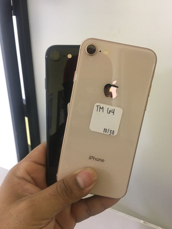 iPhone 8 64gb For Metro And T-Mobile Att And Cricket