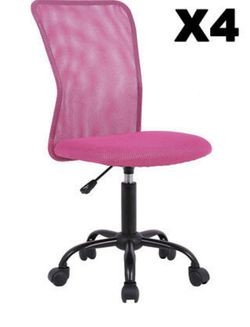 Office Chair Computer Mid-Back Task Swivel Seat Ergonomic Chair for Sale in Hacienda Heights,  CA