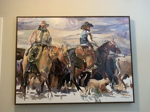 Horse paintings for Sale in Raleigh, NC