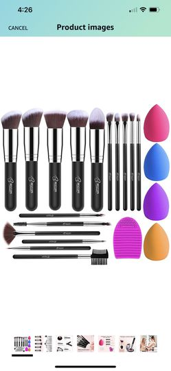 Makeup Brushes Set for Sale in The Bronx,  NY