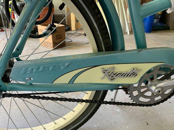 "Huffy 26"" Women's Regatta 3 speed cruiser bicycle"