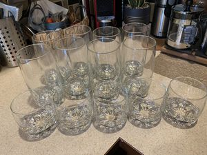 Drinking glasses for Sale in Puyallup, WA