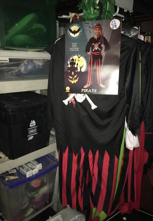 Holloween costume kids size large 12-14 for Sale in Orlando, FL