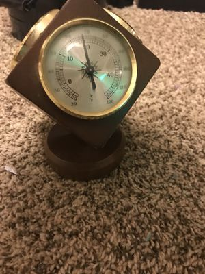 Antique clock for Sale in Redford Charter Township, MI