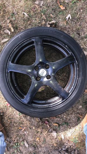 """Set of 4 17"""" Wheels for Sale in Columbus, OH"""