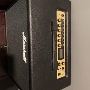 """Guitar Amp Marshall Code 50-50-watt 1x12"""" Digital Combo Amp for Sale in Chino Hills, CA"""