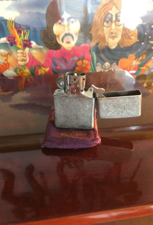 1996 Zippo lighter with carrying bag for Sale in Spring Hill, FL