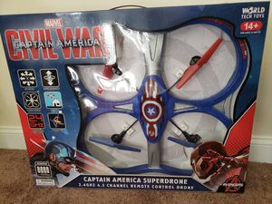 Captain America Drone for Sale in Gaithersburg, MD
