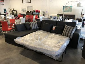 Sectional Sofa Bed - Also Available in Other Colors for Sale in Miami, FL
